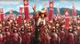 赤いきつね緑のたぬき「赤緑合戦・対峙篇赤」篇
