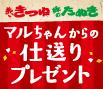 赤いきつねと緑のたぬき マルちゃんからの仕送りキャンペーン