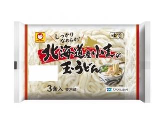 北海道産小麦の玉うどん 3食入 商品情報 東洋水産株式会社