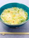 野菜が美味しい、中華風にゅうめん