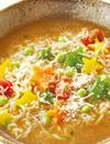 夏野菜のチーズみそラーメン