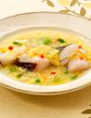 白身魚のさっぱり野菜あんかけ