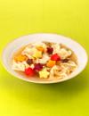 カラフル野菜いり 春雨とワンタンの中華スープ